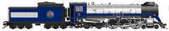 Rapido Ho Scale Royal Hudson 1939 Royal Train CLASS H1d DCC & Ready *Pre-order*