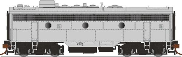 Rapido Ho Scale F7B /F9B Undecorated DCC Ready *Pre-order*