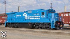 Scaletrains Rivet Counter Ho Scale Conrail C39-8 DCC Ready *Pre-order*