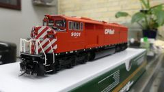 Bowser HO Scale Canadian Pacific GMD SD-40-2F DCC W/ Loksound, Ditch Lights, No Port Hole