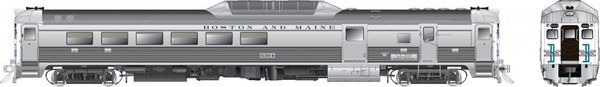 Rapido Ho Scale RDC-3 Phase 2 Boston & Maine (McGinnis) DCC Ready *Pre-order*