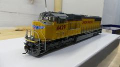 Athearn Genesis Ho Scale SD70M Union Pacific DCC Ready