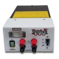 Digitrax PS2012 20 Amp Power Supply
