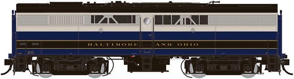 Rapido Ho Scale FB-2 Baltimore & Ohio (1956 scheme) DCC & Sound *Pre-order*
