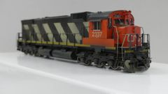 Overland Models Ho Scale MLW M636 CN #2337