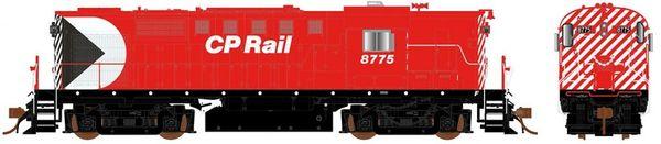 Rapido Ho Scale RS18 CP Rail (5″ Stripes) DCC & Sound *Pre-order*
