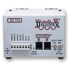 Digitrax DB150 Command / Booster 5 AMP