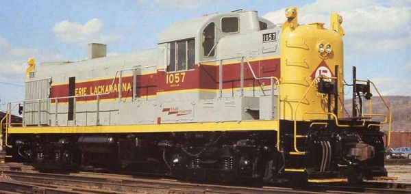 Bowser HO Scale RS-3 Erie Lackawanna DCC & Sound *Pre-order*
