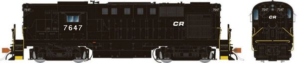 Rapido Ho Scale RS11 Conrail (ex-PC patch) DCC & Sound *Pre-order*