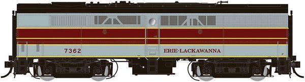 Rapido Ho Scale FB-2 Erie Lackawanna (grey/maroon) DCC & Sound *Pre-order*