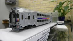 Atlas Ho Scale NJ Transit Multi-Level Cab Car