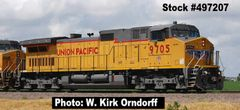 Intermountain Railway Ho Scale C44-9W (Dash 9) Union Pacific DCC W/Sound *Pre-Order