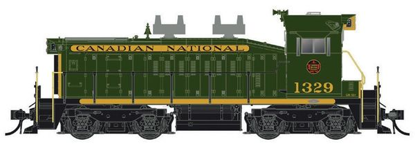 Rapido Ho Scale SW1200RS Canadian National Undecorated DCC Ready