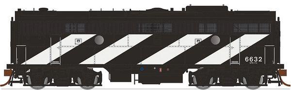 Rapido Ho Scale F9B CN (Striped Scheme) DCC Ready *Pre-order*