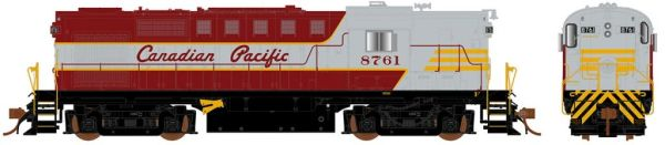 Rapido Ho Scale RS18 Canadian Pacific (Script Lettering) DCC Ready *Pre-order*