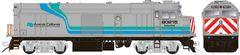 "Rapido Ho Scale Amtrak ""Cabbage"" NPCU ""California"" Paint Scheme W/ Ditchlights DCC Ready *Pre-Order*"