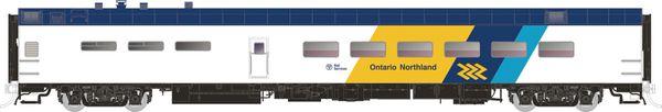 Rapido Ho Scale Pullman Standard Ontario Northland Dining Car *Pre-order*
