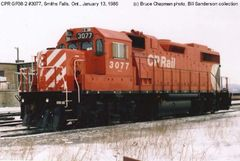 Athearn Genesis GMD GP38-2 Canadian Pacific DCC Ready W/ Ditchlights *Pre-order*