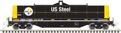 Atlas Ho Scale 42' Coil Steel Cars US Steel