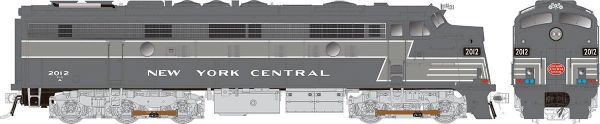 Rapido Ho Scale Metro North (NYC Hertiage) Modernized FL9 W/Ditchlights DCC Ready *Reservation*