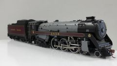 Rapido Exclusive Ho Scale Royal Hudson Class H1d #2858 DCC & Sound