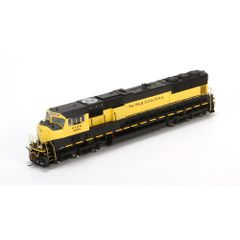 Athearn Genesis Ho Scale SD70M New York Susquehanna & Western DCC & Sound