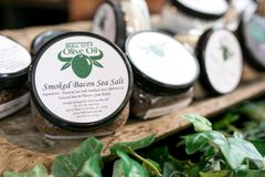 Sea Salts (4oz jars)