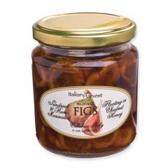 Rum Marinated Figs with chestnut honey