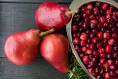 Cranberry Pear White Balsamic Vinegar