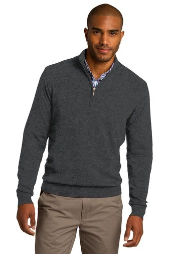 Port Authority® 1/2-Zip Sweater