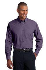 Port Authority® Crosshatch Easy Care Shirt