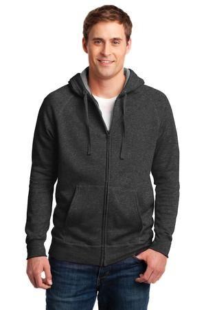 Hanes® Nano Full-Zip Hooded Sweatshirt