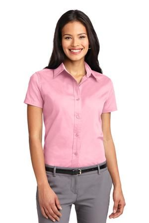 Ladies Port Authority® - Short Sleeve Easy Care Shirt