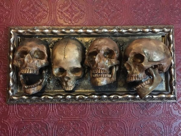 Sold Skull Wall Art