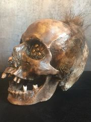 SOLD Replica Headhunter Skull