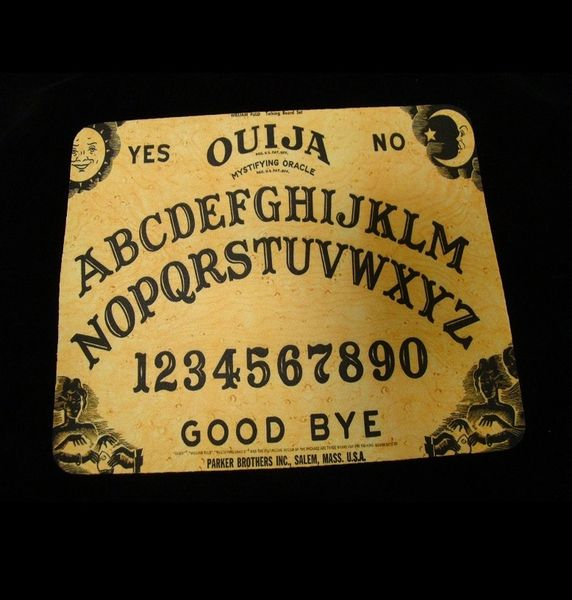 Ouija Board Mouse Pads