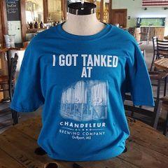 """Shirt - """"I Got Tanked At"""""""