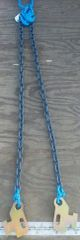 Sea Container Chain Bridle 3/8 g100 wll 8,800 lbs