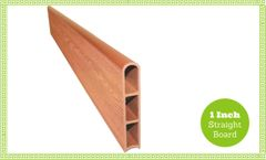 Frame It All Composite Standard Straight Board (1in)