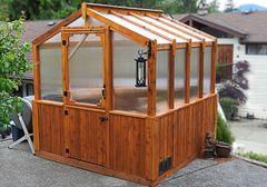 OLT Greenhouse Kit 8' x 8'
