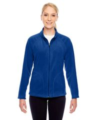 Health Tech Ladies Campus Microfleece Jacket
