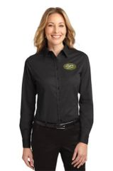 Culinary Ladies Long Sleeve Dress Shirt