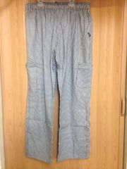Culinary Houndstooth Pants