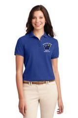 Health Tech Ladies Short Sleeve Polo