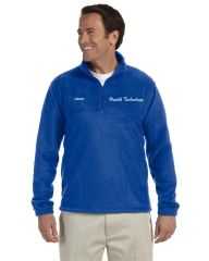 Health Tech 1/4 Zip Fleece Jacket