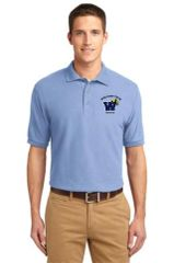 Electrical Men's Short Sleeve Polo