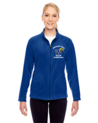 HEALTH TECH Team 365 Ladies Campus Microfleece Jacket