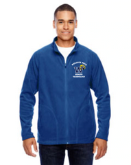 Health Tech Team 365 Men's Campus Microfleece Jacket
