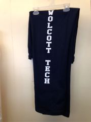 Men's Open Bottom Gym Sweatpants