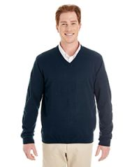 Men's V-Neck Long Sleeve Sweater